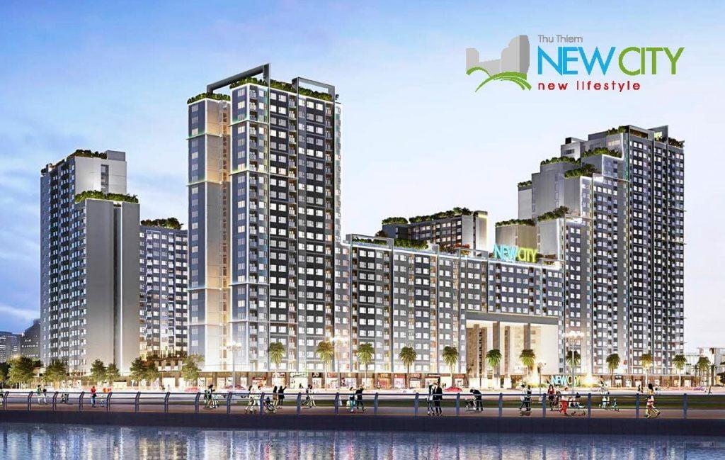 Thông tin chi tiết về Dự án căn hộ New City Thủ Thiêm