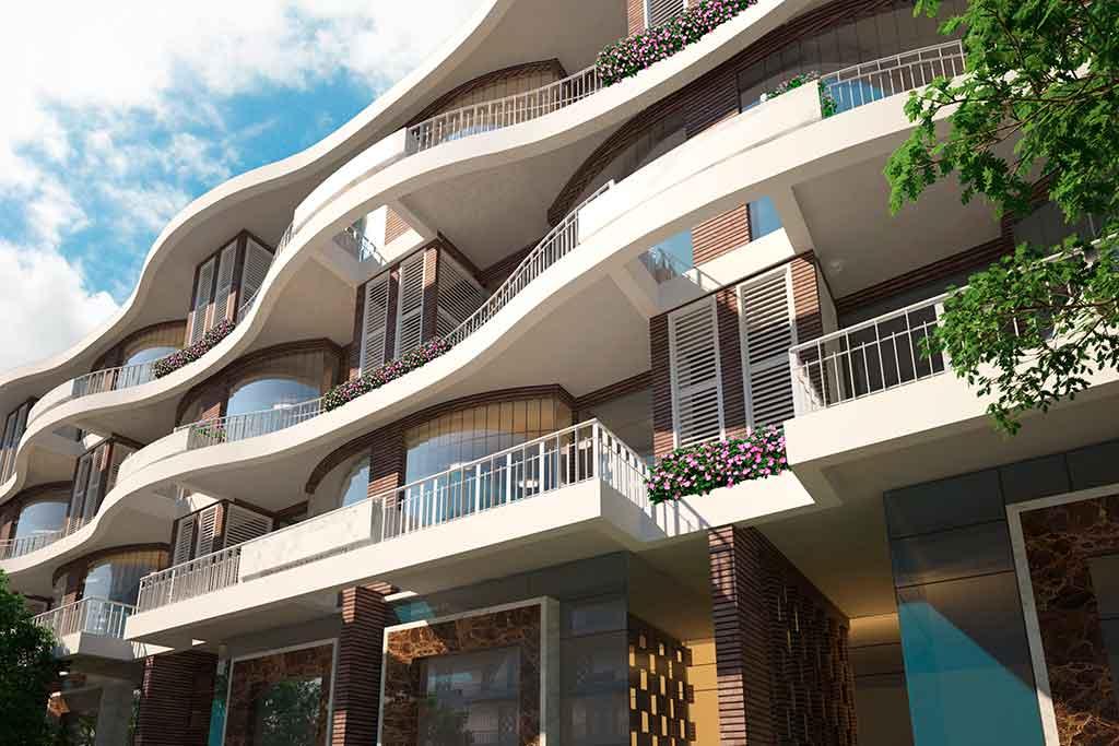 Một số Hình ảnh chi tiết về căn hộ Thủ Thiêm Lake View của CII