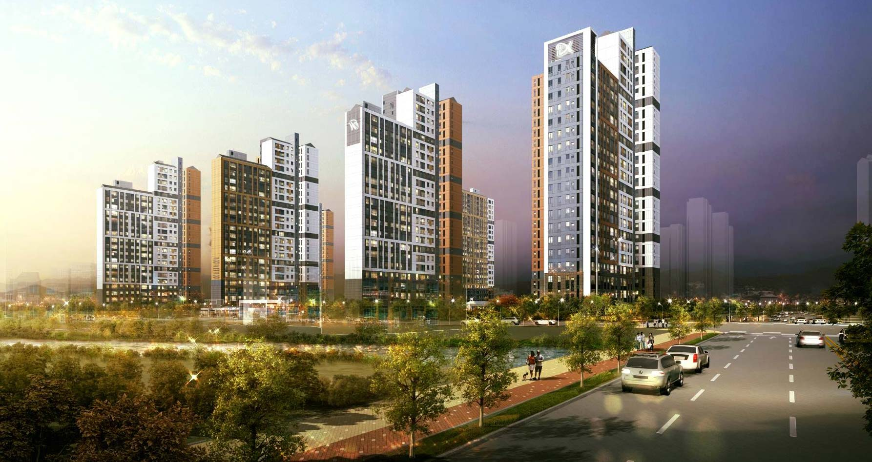 Dự án căn hộ GS Thủ Thiêm Quận 2