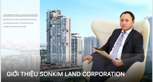 Giới thiệu về Sonkim Land