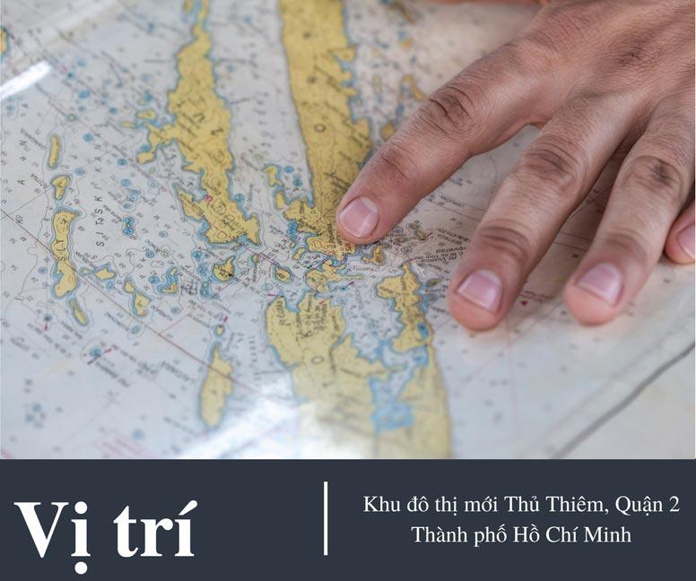 Dự án Sonkim Land Thu Thiem nằm ở đâu?
