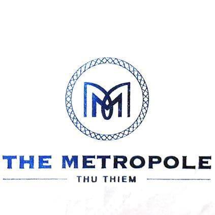 Logo dự án Metropole Thủ Thiêm