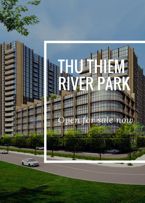 thu thiem river park apartment for sale