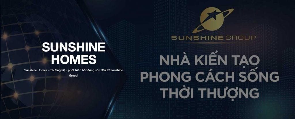 Chủ đầu tư dự án là Sunshine Group